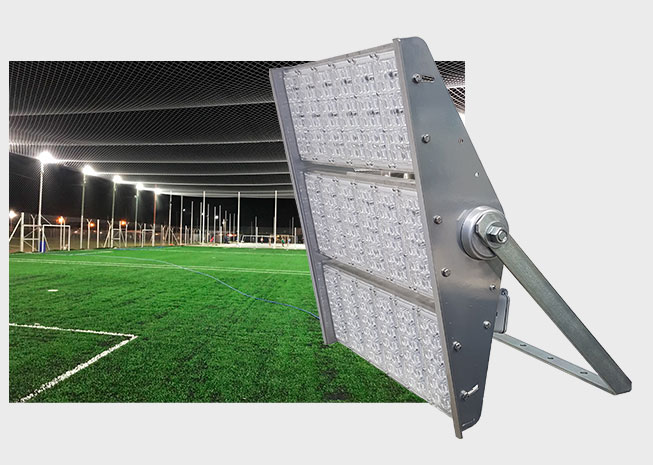 FAX LED ESTADIO 630W